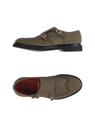 Doucal's Moccasins Military Green