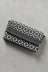 Anthropologie Pachuca Clutch Black