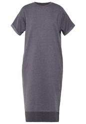 Native Youth Metamorphic Jersey Dress Grey