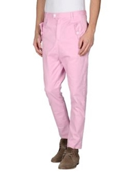 Camo Casual Pants Pink