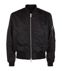 Allsaints Marlo Bomber Jacket Male Midnight