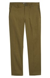 Hurley Dri Fit Pants Olive Canvas