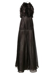 Maria Lucia Hohan Malati Dress Brown