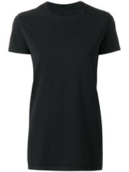 Rick Owens Drkshdw Classic Fitted T Shirt Women Cotton L Black