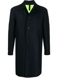 Harris Wharf London Straight Single Buttoned Coat 60