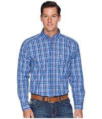 Ariat Paco Shirt Multi Long Sleeve Button Up