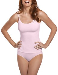 Jockey No Panty Line Promise Luxe Cami Pink Pearl