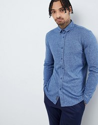 Tokyo Laundry Button Down Shirt Mid Blue