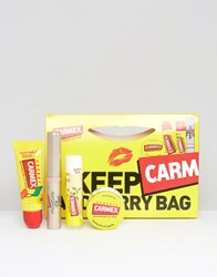 Carmex Keep Carm And Carry Bag Set Keep Carm Clear