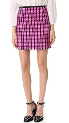 Marc Jacobs Vinyl Skirt Pink