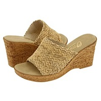Onex Bianca 2 Natural Women's Wedge Shoes Beige