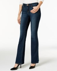 Styleandco. Style And Co. Slim Fit Liberty Wash Flare Leg Jeans Only At Macy's