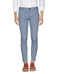 Obvious Basic Casual Pants Blue