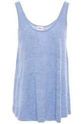Charli Woman Tuula Open Knit Tank Light Blue