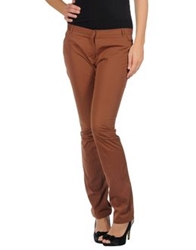 Rue Du Mail Casual Pants Rust