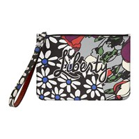 Liberty London Richard Quinn Daisy And Tulip Pouch Multi