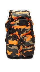 Porter Ps Camo Backpack