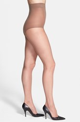 Plus Size Women's Donna Karan 'The Nudes' Control Top Hosiery B02