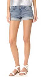 James Jeans Rolled Hem Baggy Boyfriend Shorts Heritage