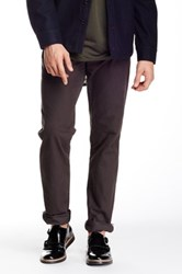 Apolis Utility Chino Pant Black