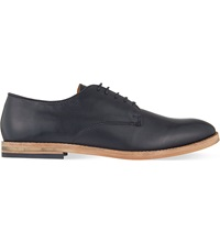 Hudson Hadstone Derby Shoes Black