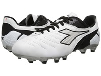 Diadora Maracana L White Black Men's Soccer Shoes
