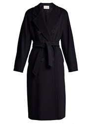 Max Mara Madame Coat Navy
