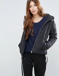 Blend She Anna Quilted Jacket Black