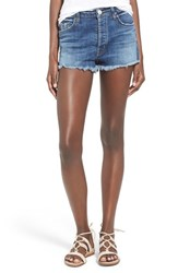 Women's Hudson Jeans 'Tori' Slouch Cutoff Shorts Illicist