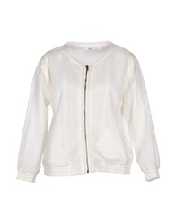 Suncoo Jackets White