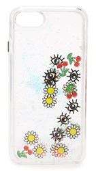 Rebecca Minkoff Patch Pieces Waterfall Iphone 7 Case Patch Pieces Holographic