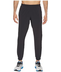 Asics Condition Stretch Woven Pants Performance Black Workout
