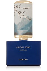 Floraiku Cricket Song Eau De Parfum Colorless