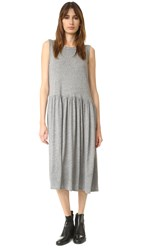 The Great Day Dress Heather Grey