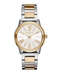 Michael Michael Kors 38Mm Bracelet Watch W Mixed Time Markers Multi