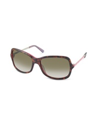 Juicy Couture The American Tortoiseshell Sunglasses Tortoise Gradient Brown