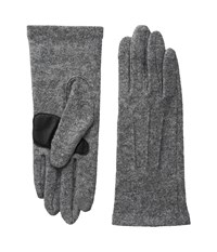 Echo Touch Basic Gloves Heather Grey Extreme Cold Weather Gloves Gray