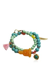 Katerina Psoma Amulets For Hangover Beaded Bracelet