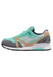 Diadora N9000 Ii Trainers Cockatoo Steel Gray Mint