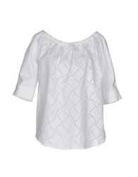 Anne Claire Anneclaire Shirts Blouses White