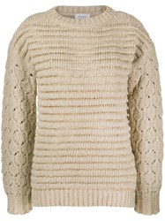 Snobby Sheep Chunky Knit Jumper Neutrals