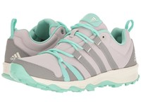 Adidas Tracerocker Icy Purple Charcoal Solid Grey Easy Green Women's Running Shoes Gray