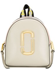 Marc Jacobs Pack Shot Backpack Grey