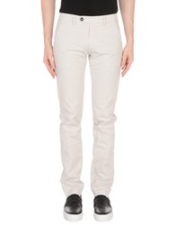 Roy Rogers Roger's Casual Pants Light Grey