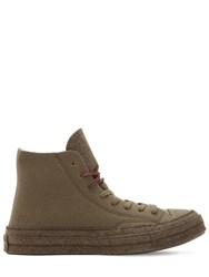 Converse X J.W.Anderson J.W. Anderson Chuck 70'S Hi Top Sneakers Army Green