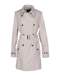 Antony Morato Coats And Jackets Full Length Jackets Women Light Grey