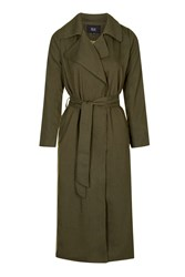 Kensington Trench Coat By Goldie Khaki
