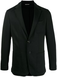 Canali Formal Blazer Black