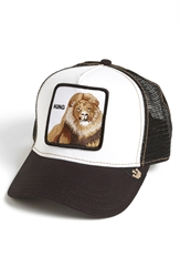 Goorin Bros. 'Animal Farm King' Trucker Hat Black