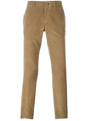 Lardini Classic Chinos Nude And Neutrals